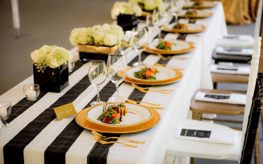 Feature Friday:  Champagne Wedding Coordination