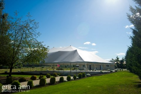 Design Ideas: Tent & Reception
